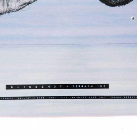 Vandenlentė Slingshot Terrain 2021 - 152 nuo Slingshot