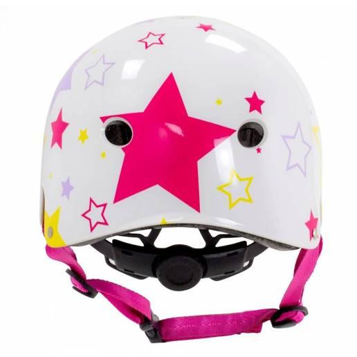 Šalmas SFR Kids White/Pink XXXS/XS nuo SFR
