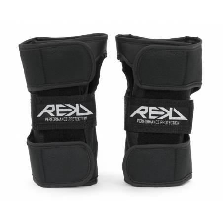 Riešų apsaugos REKD Wrist guard (Black/Black) / Extra LARGE nuo REKD