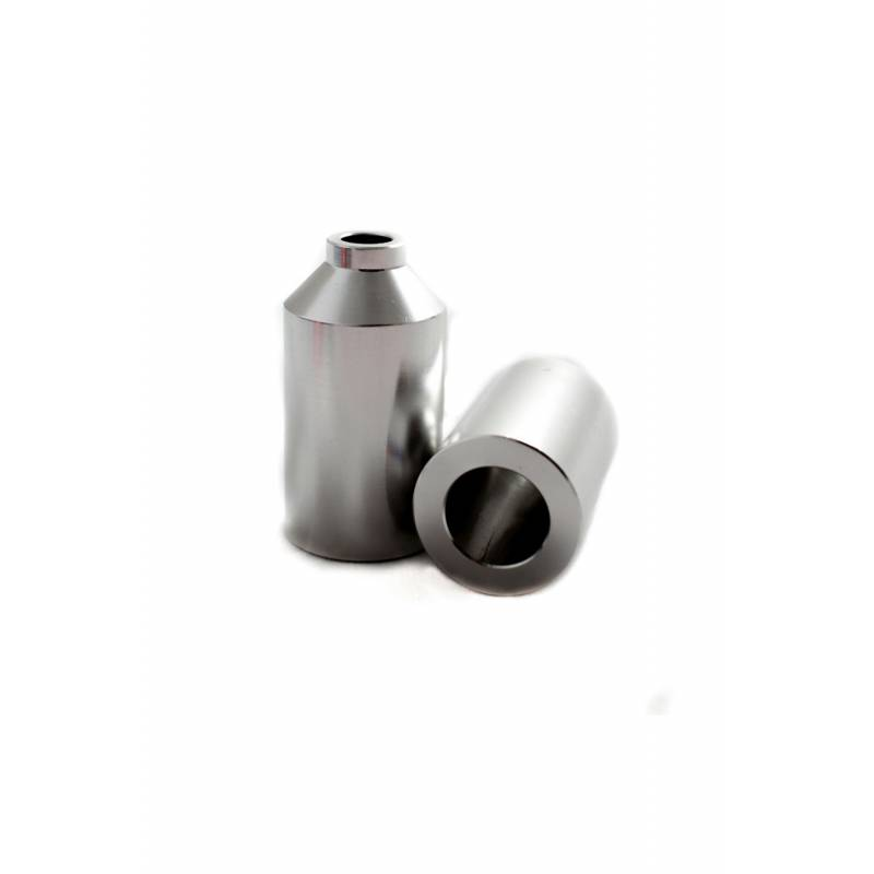 Blunt Aluminium Pegs Pair / Silver nuo Blunt / ENVY