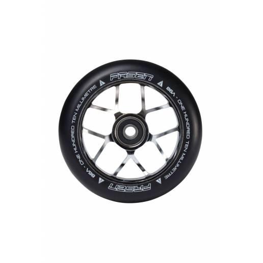 2 vnt. x Fasen Jet Wheels (Chrome) 110 nuo Fasen