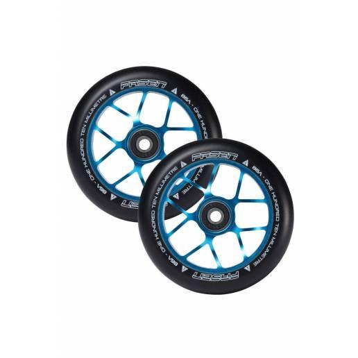 2 vnt. x Fasen Jet Wheels (Teal) 110 nuo Fasen