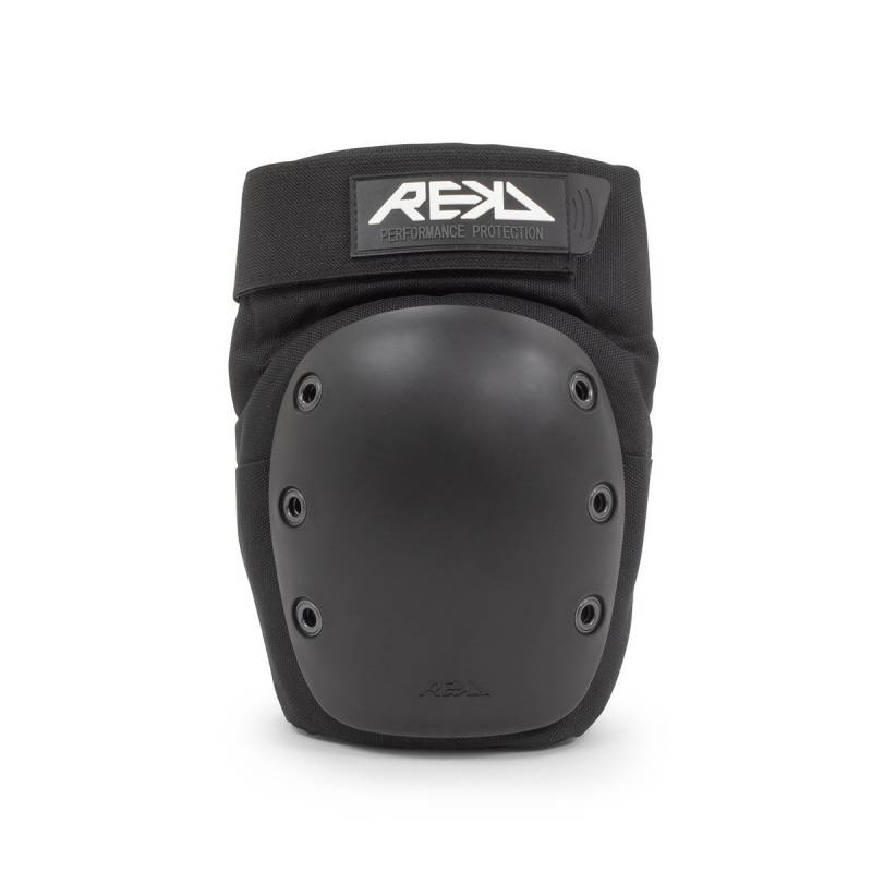 Kelių apsaugos REKD Ramp Knee Pads Black/Black L nuo REKD