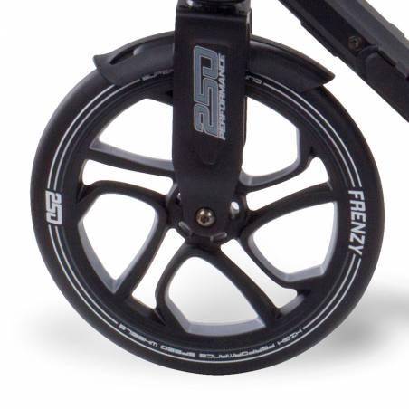 Paspirtuko ratas Frenzy 250 mm su guoliais nuo Frenzy