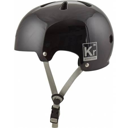 Šalmas Alk13 Krypton Glossy Black L/XL nuo ALK 13