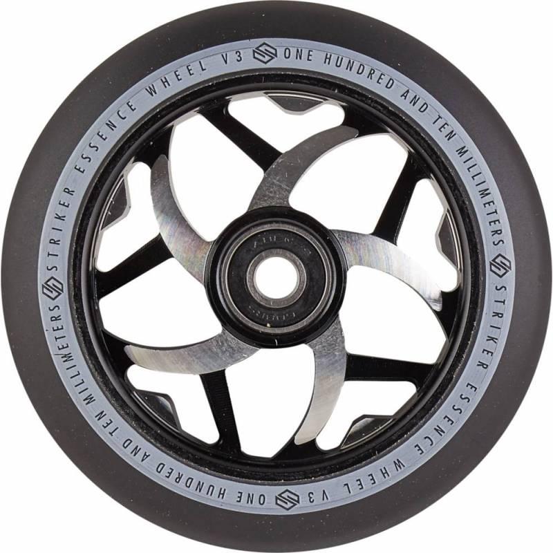 2 vnt. x Striker Essence V3 Black Black 110 nuo Striker