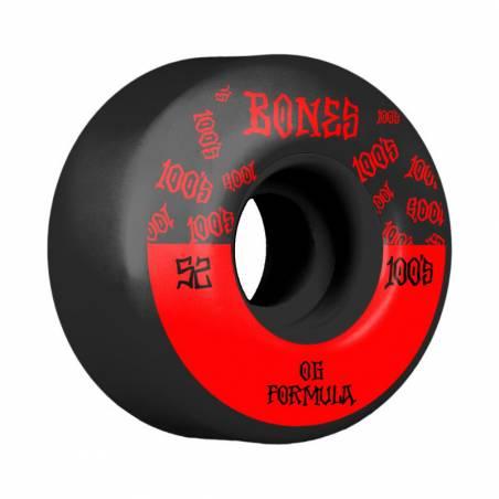 Bones OG Formula V4 Wide 100A 52mm nuo Bones Bearings