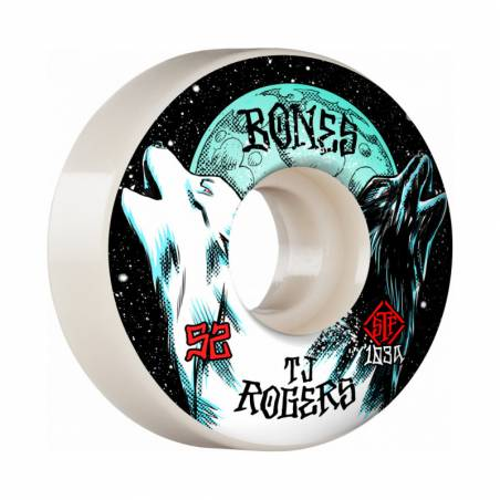 Bones Rogers Howl Slims V3 103A 52mm nuo Bones Bearings