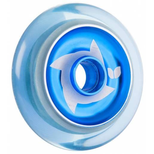 Blazer Shuriken Blue Hub Clear Blue 100 MM