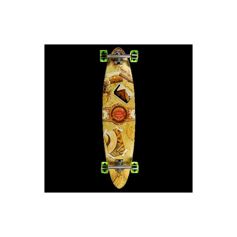 Longboardas Havana Stogie 39 - Longbordi