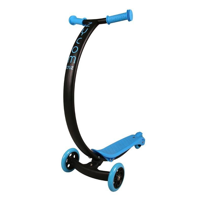 Zycom Cruz black/dark blue - Skrejriteņi ar trīs riteņiem