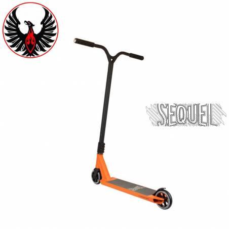 SCS Phoenix Sequel Orange 120 (pažeista pakuotė) nuo Phoenix