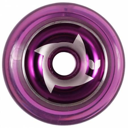 2 X Blazer Shuriken Purple Hub 100 MM - Riteņi