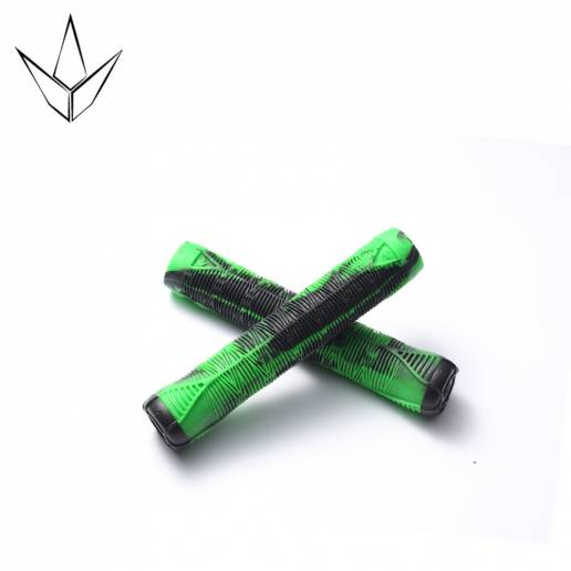 BLUNT HAND GRIP V2 Green / Black