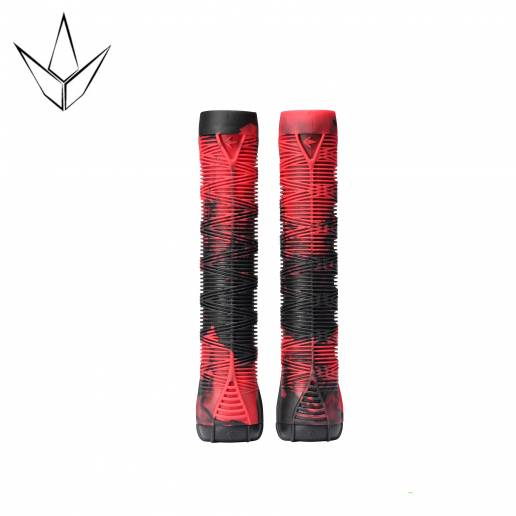 BLUNT HAND GRIP V2 Red / Black nuo Eco