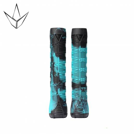 BLUNT HAND GRIP V2 Teal / Black