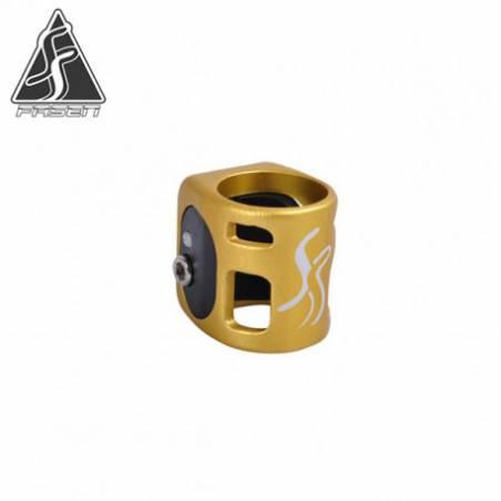Fasen 2 Wedge Clamp - Gold / Black
