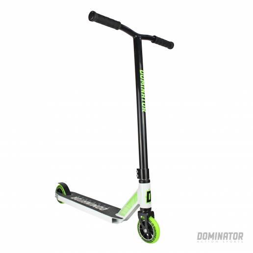 Dominator Ranger Complete Scooter - Black / White 100