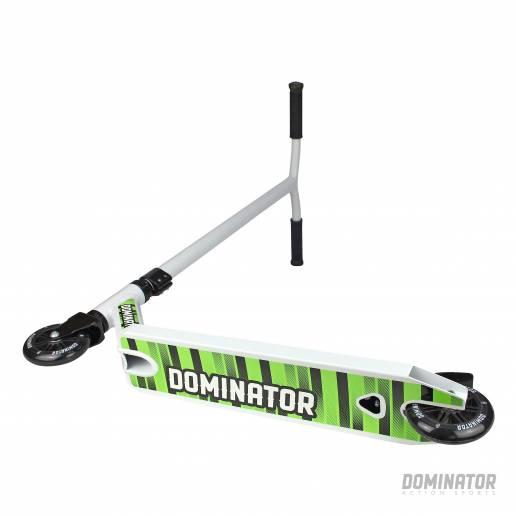 Dominator Cadet Complete Scooter - White / White 100