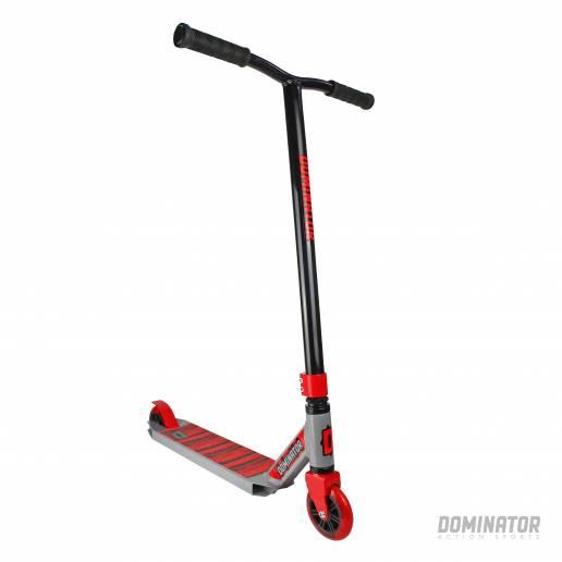 Dominator Cadet Complete Scooter - Black / Grey 100