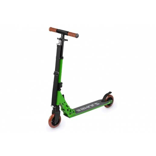 SHULZ 120 Plus / Green - Bērnu skrejriteņi