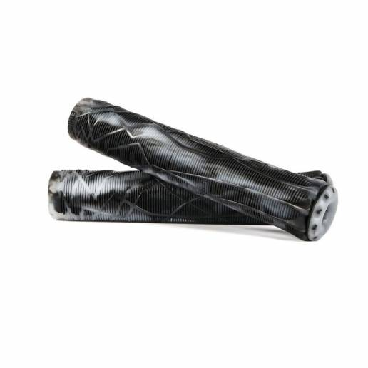 Ethic Grips 170mm - Transparent Black - Rokturi (Grips)