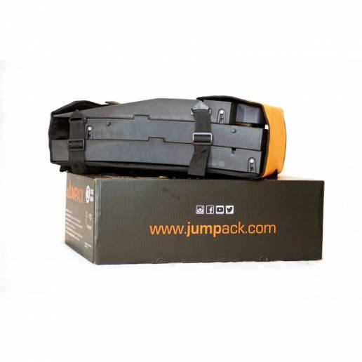Nešiojamas tramplynas Jumpack Pro su kuprine nuo Jumpack