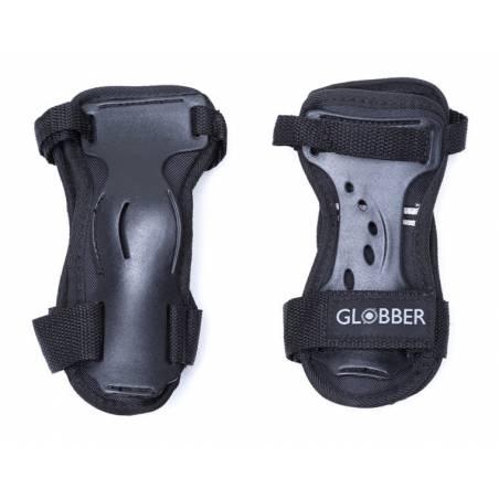Kelių, alkūnių ir riešų apsaugų rinkinys Globber Adult S (Black) nuo Globber