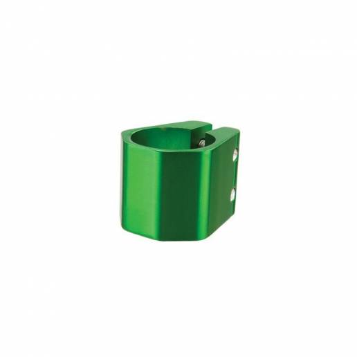 RAZOR Phase Two - Double 35mm Coffin Clamp Green nuo Razor
