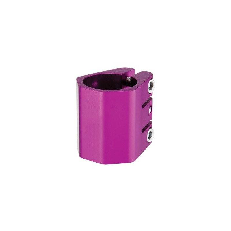 RAZOR Phase Two - Triple 35mm Coffin Clamp Purple
