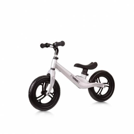 Movino Magnesium Pro Silver - Līdzsvara velosipēdi