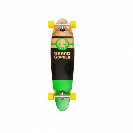LONGBOARD METEOR green-black