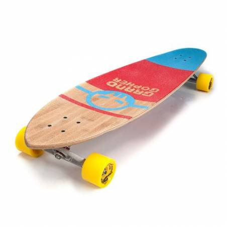 METEOR LONGBOARD red-blue