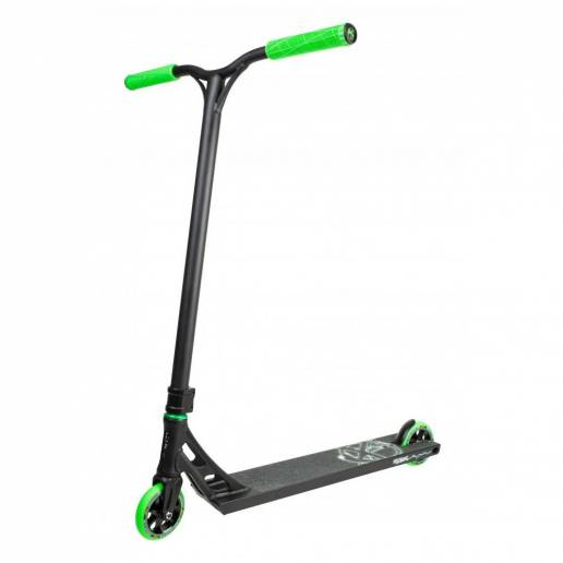 Addict Equalizer Black/Green 110 - Triku skrejriteņi