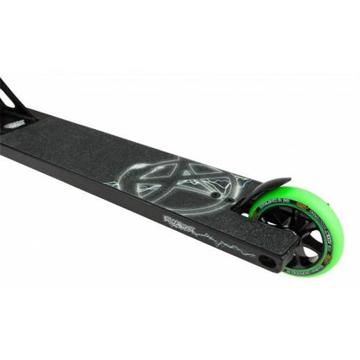 Addict Equalizer Black/Green 110 - Triku skrejriteņi