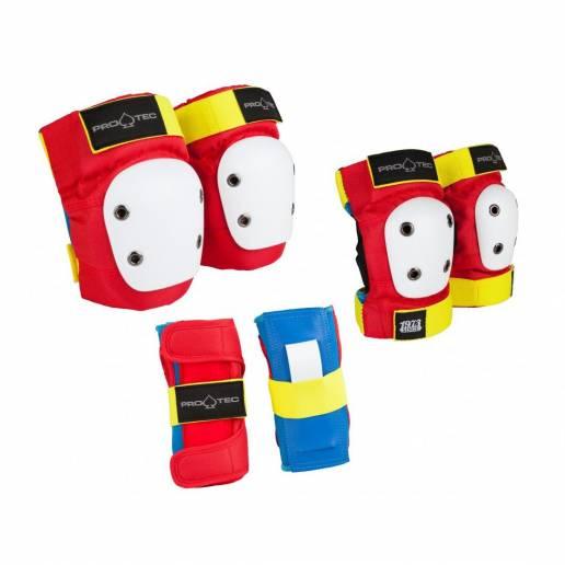 Pro-Tec kelių, alkūnių ir riešų apsaugos vaikams Retro YM YOUTH