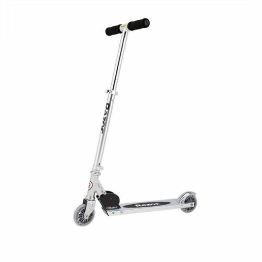 Razor A125 Scooter - Black Clear GS 125