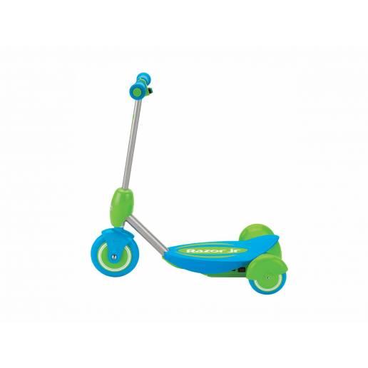Razor Jr. Lil E Electric Scooter, 3 km/h, Blue