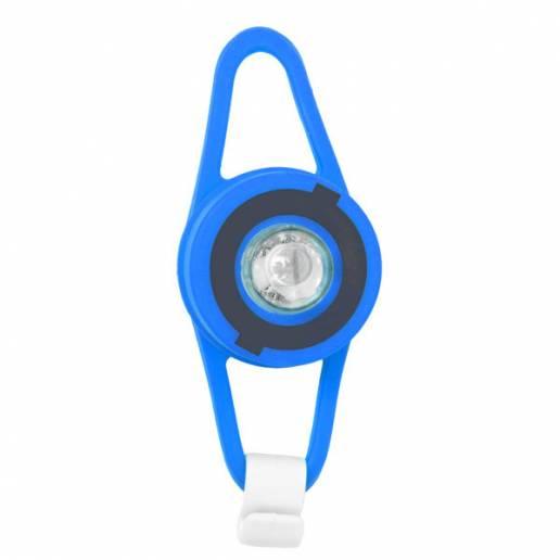 Globber LED light / Navy Blue - Skrejriteņi ar trīs riteņiem