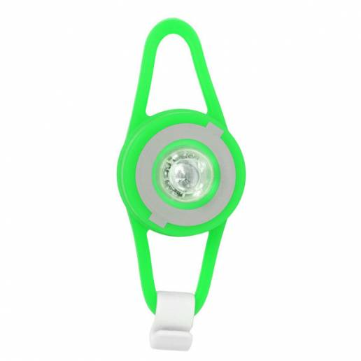 Globber švieselė vaikiškam paspirtukui Neo Green