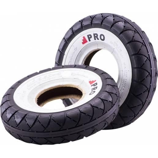 Rocker Street Pro Mini BMX Tires (Black/Whitewall)
