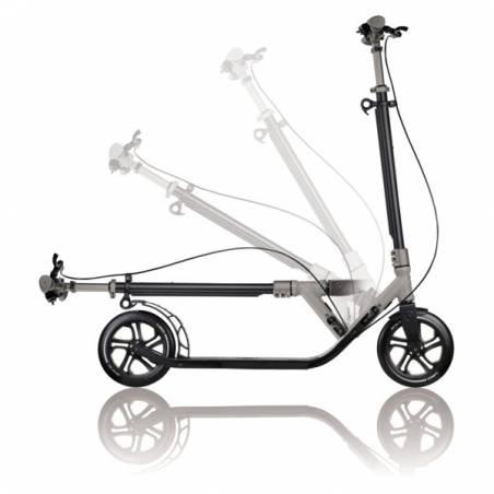 Globber 230 Titanium/Lead Grey - Pilsetas skrejriteņi