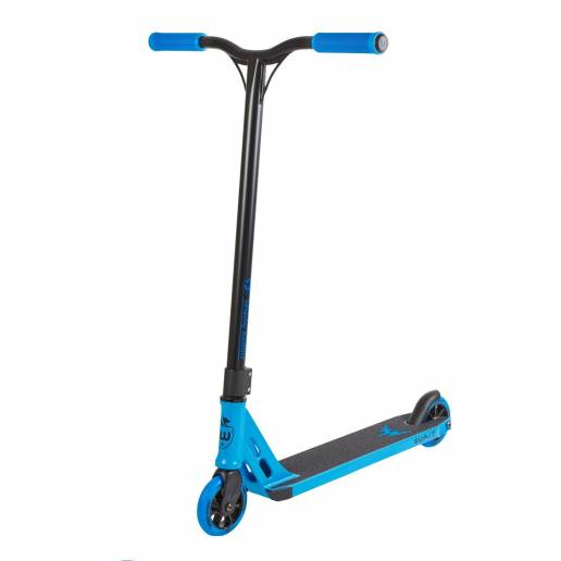 Longway Summit Pro Scooter Black/Blue 110