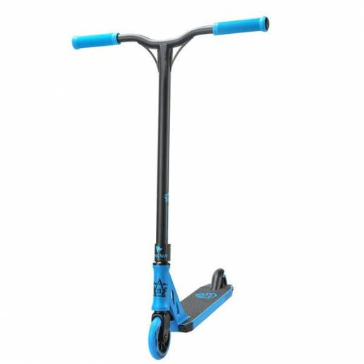 Longway Summit Pro Scooter Black/Blue 110 nuo Longway