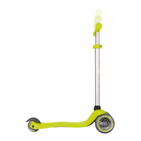 Globber PRIMO STARLIGHT / Lime Green - Skrejriteņi ar trīs riteņiem