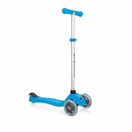 Globber PRIMO STARLIGHT / sky blue - Skrejriteņi ar trīs riteņiem
