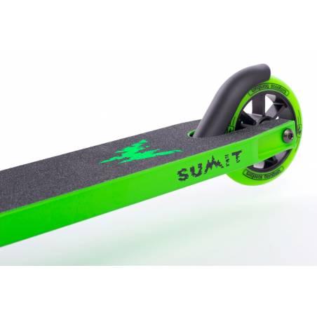Longway Summit Pro Scooter Black/Green 110 nuo Longway