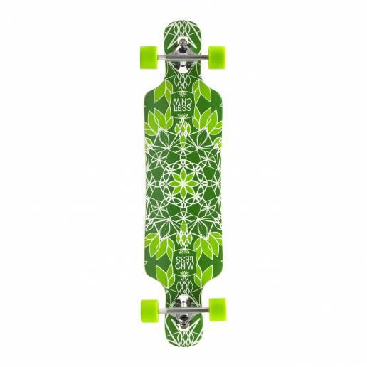 "Longboard Mindless Sanke III Green 39"" - Longbordi"