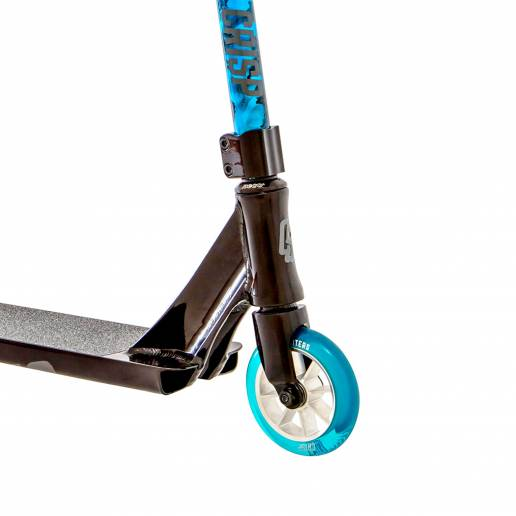 Crisp Scooters Inception Black / Smoldering Blue 110
