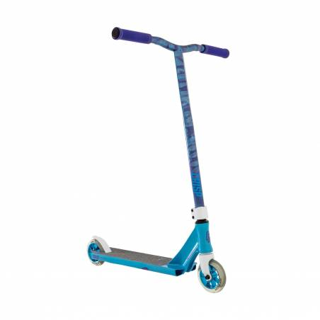 Crisp Scooters Inception Princes Blue / Cloudy Purple 110